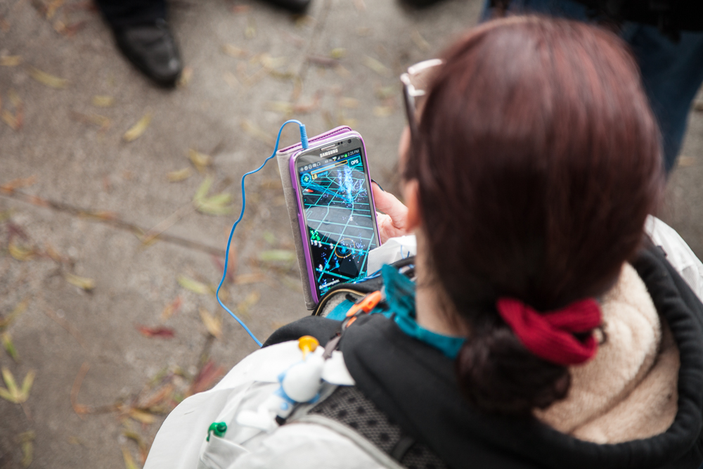 Ingress Player