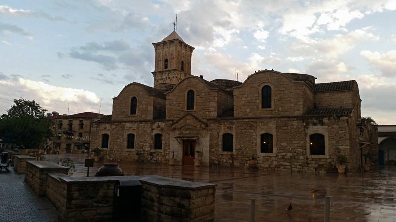 Biserica Sfântul Lazăr - Larnaca.