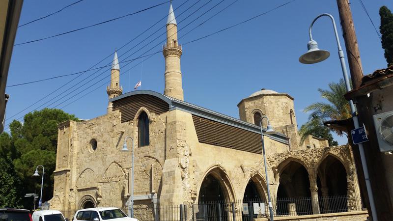 Selimiye Mosque Nicosia