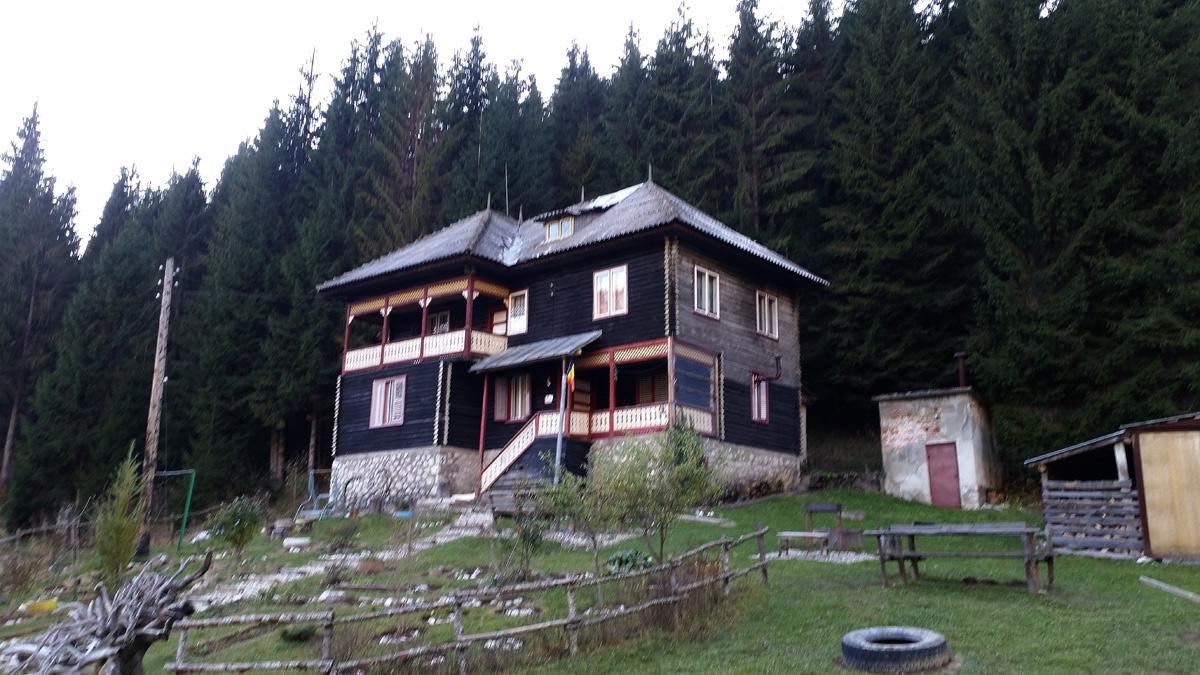 Cabana Scropoasa