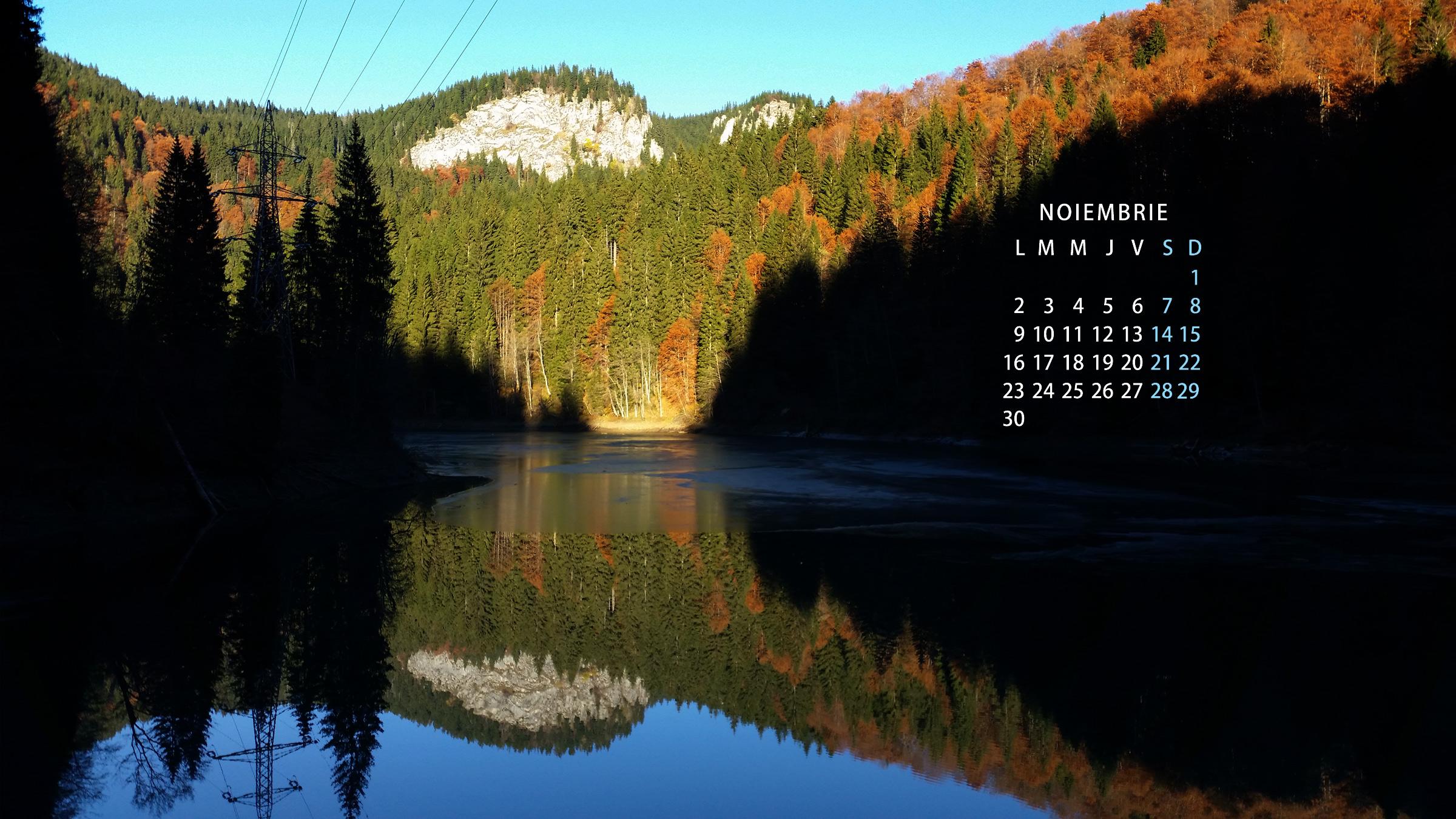 Free November 2015 calendar