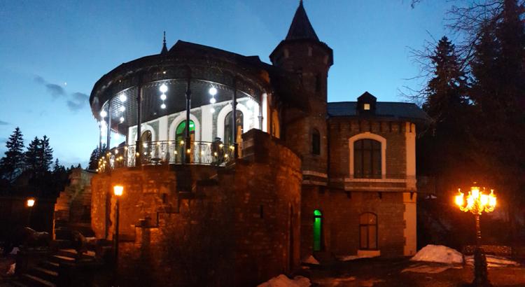 Castelul Stirbei Sinaia