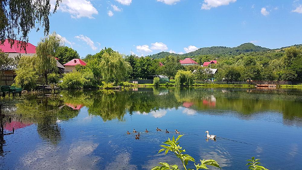 Lacul Nucsoara