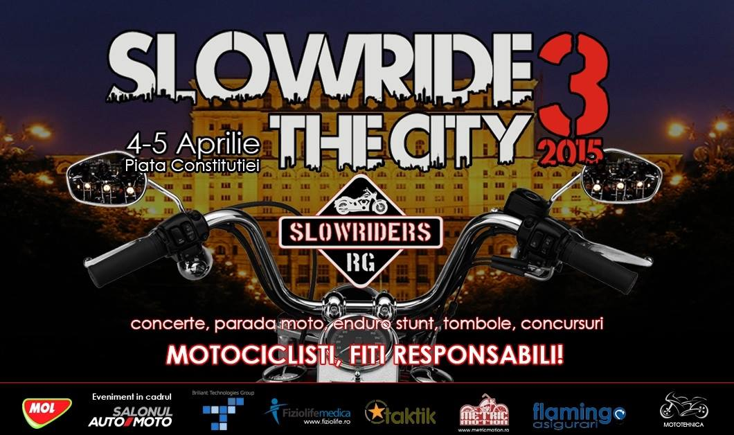Slowride The City 3 2015