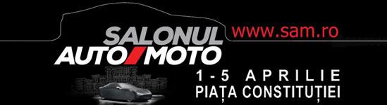 Salonul Auto Moto 2015