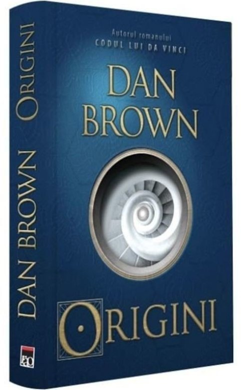Origini Dan Brown