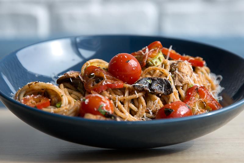 Food Photography Pasta